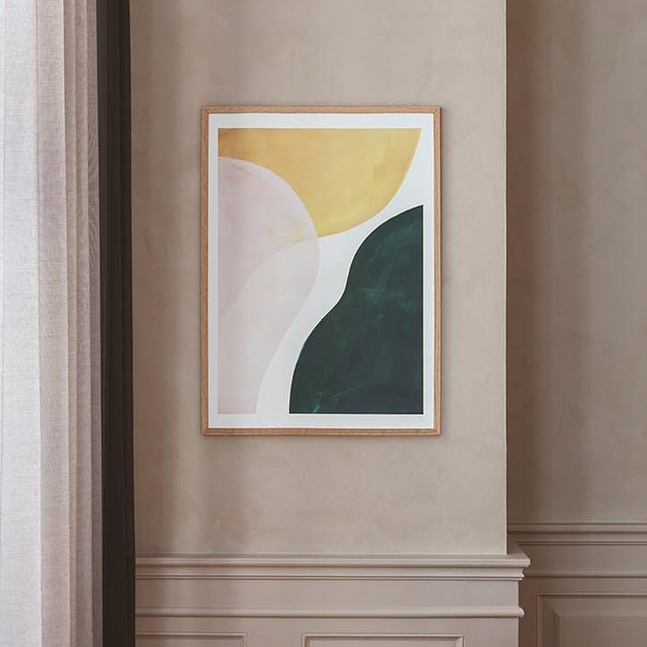 Transparent Rose - Berit Mogensen Lopez Art Print, D30cm x H40cm