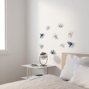 Hummingbird Wall Art, Assorted