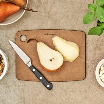 Chopping Board, L20 x W15cm, Nutmeg