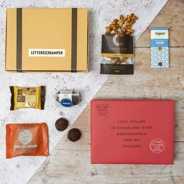 Gluten Free Letter Box Hamper