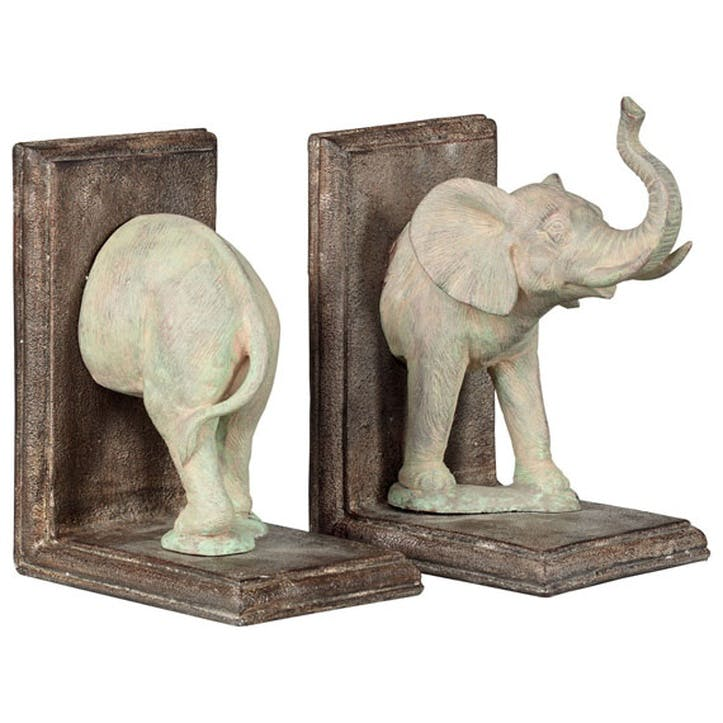 Tembo Bookends