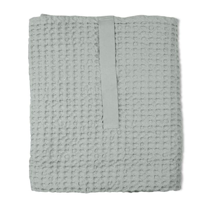 Waffle Towel And Blanket, L150 x W100cm, Sky