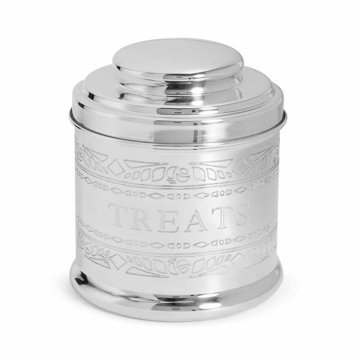Audley Silver Treats Tin