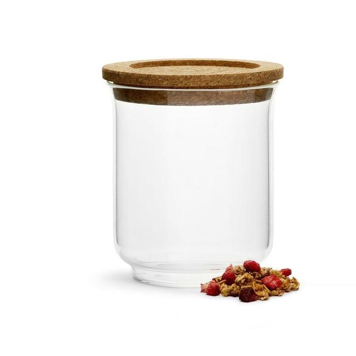 Osby Glass Jar, Large