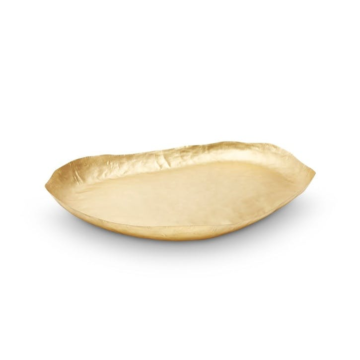 Bash Platter; Brass