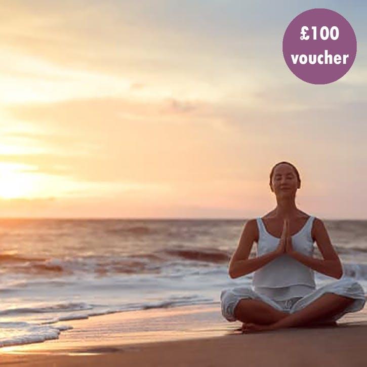 £100 Gift Voucher - Meditation/Mindfulness