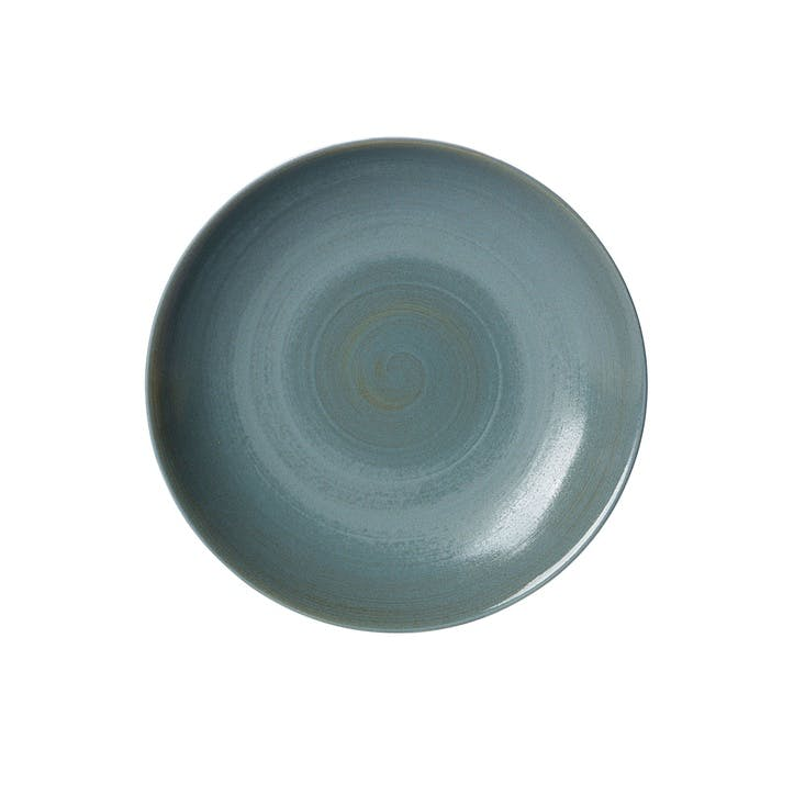 Studio Glaze Coupe Bowl - 16.5cm; Ocean Whisper