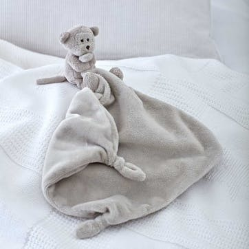 Marcelle Comforter, W25 x L25cm, Brown