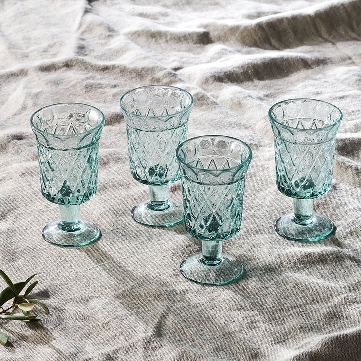 Karala, Wine Glass, Set of 4