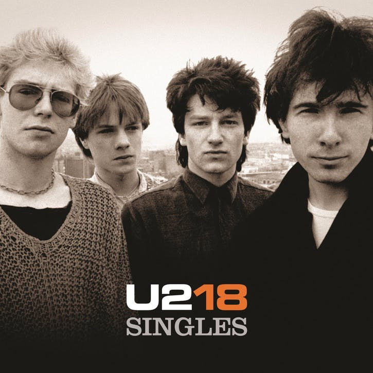 "U2, U218 Singles 12"" Vinyl"