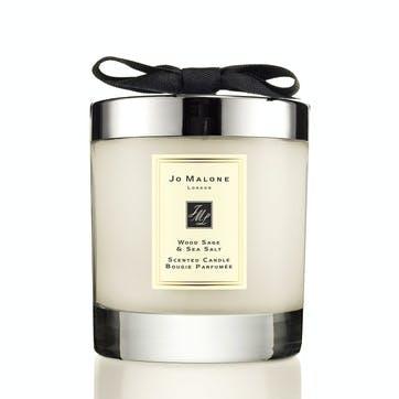 Home Candle, Wood Sage & Sea Salt