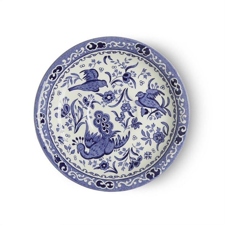Regal Peacock Tea Saucer, Blue