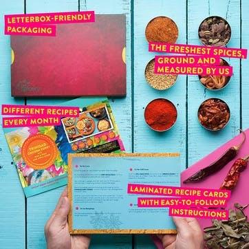 World Kitchen Explorer Subscription 3 months