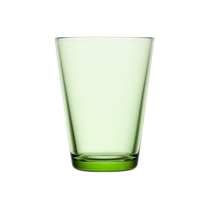 Kartio Tumblers, Set of 2, Green