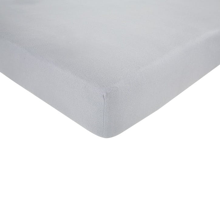 So Soft Fleece King Fitted Sheet