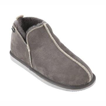 Andy Mens Slippers - Size 44; Asphalt