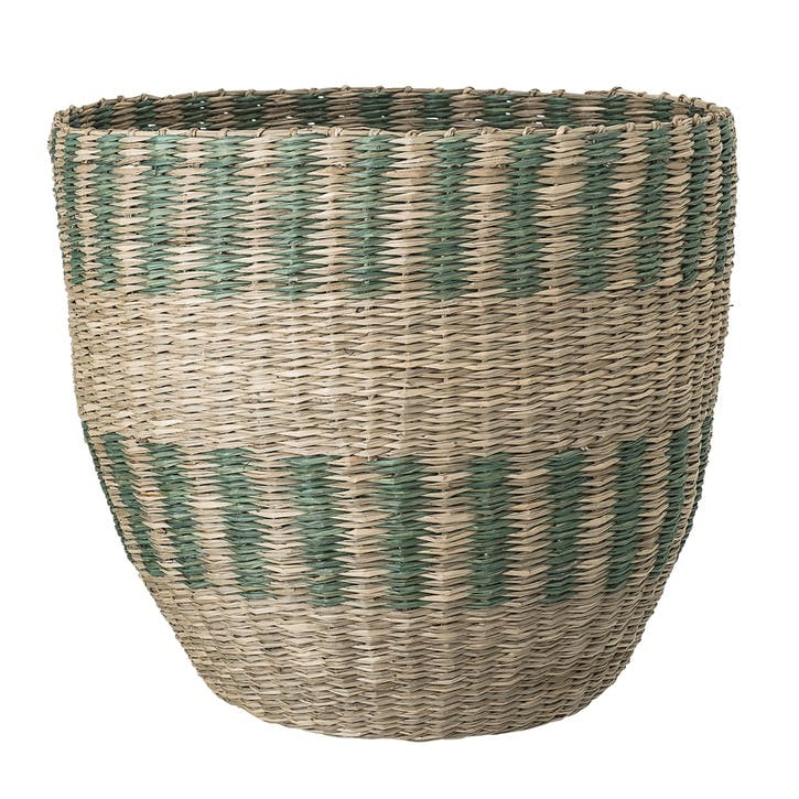 Green & Natural Seagrass Basket