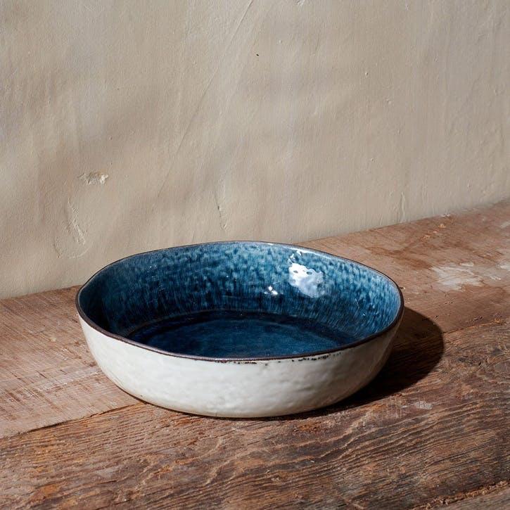 Simi, Serving Bowl, Deep Blue