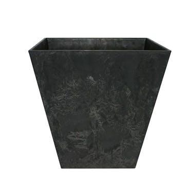 Ella, Plant Pot, H29 X D30cm, Black