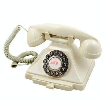 Carrington Telephone; Ivory
