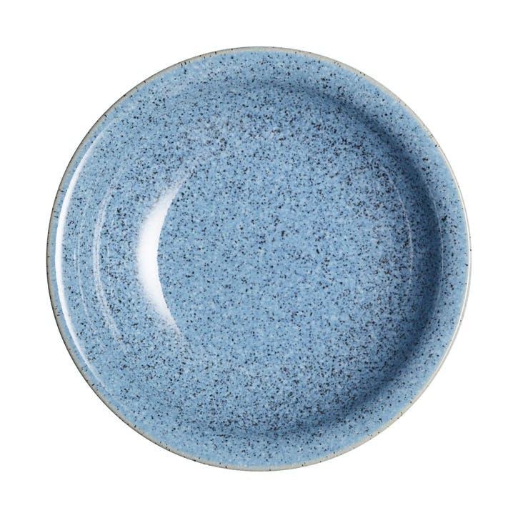 Studio Blue Flint Large Shallow Bowl