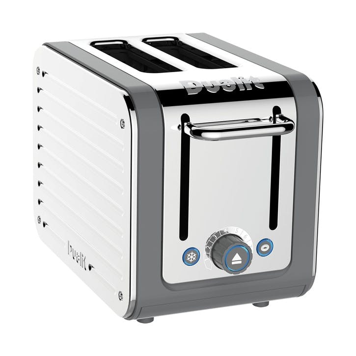 Architect Toaster, 2 Slot; Grey