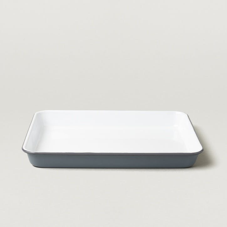 Tray, Pigeon Grey