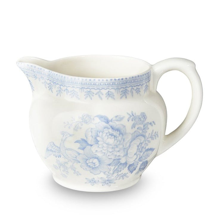 Asiatic Pheasants Dutch Jug, 284ml, Blue