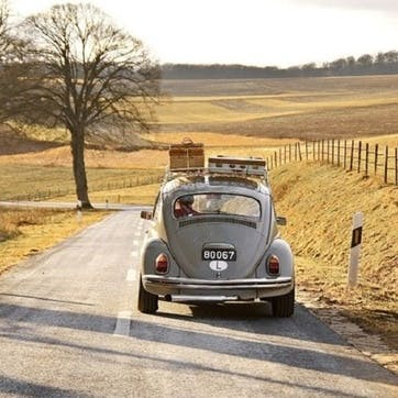 Honeymoon Car Hire £100