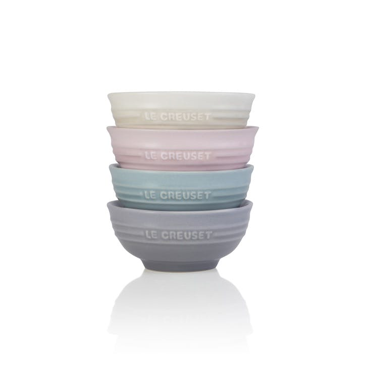 Calm Collection Mini Bowls, Set of Four