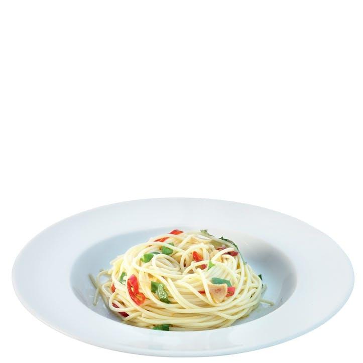 LSA Dine Rimmed Pasta Plate, Set of 4
