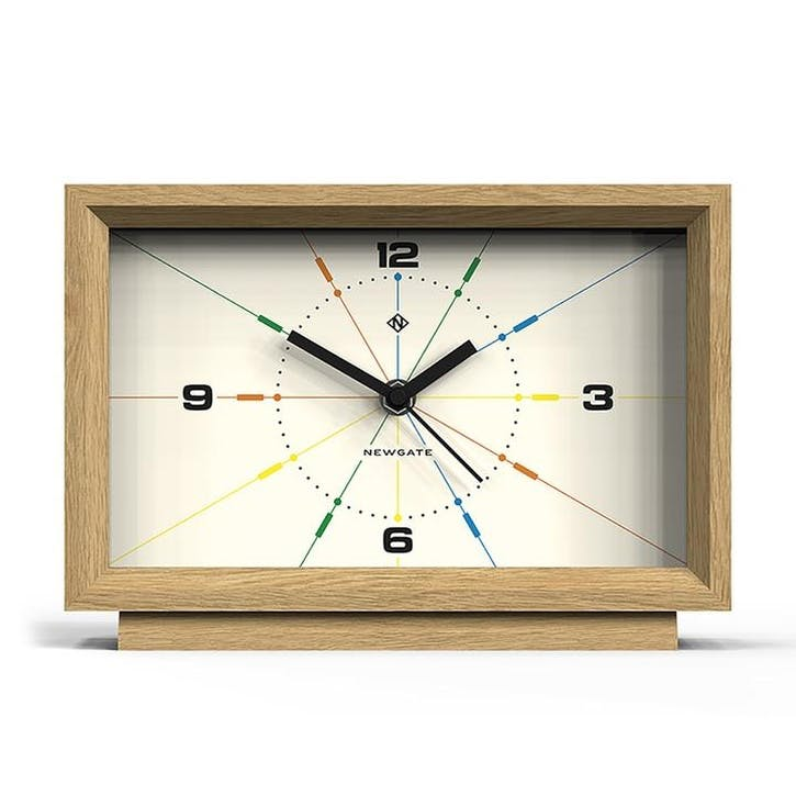 Hollywood Hills Mantel Clock