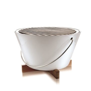 Table Grill, White
