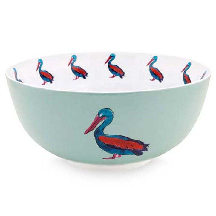 Pelican Serving Bowl