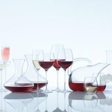 LSA Wine Stemless Red Wine Glass 530ml, Set of 4
