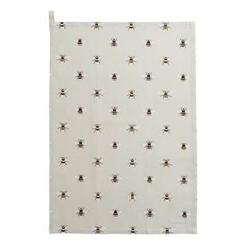 'Bees' Tea Towel