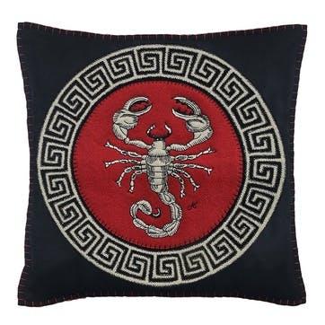 Scorpio Cushion, 46 x 46cm, Multi