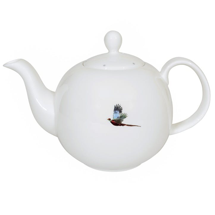 'Pheasant' Teapot - Large