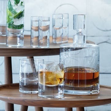LSA Boris Vodka Glass 50 ml, Set of 2