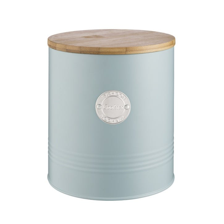 Living Cookie Storage, Blue