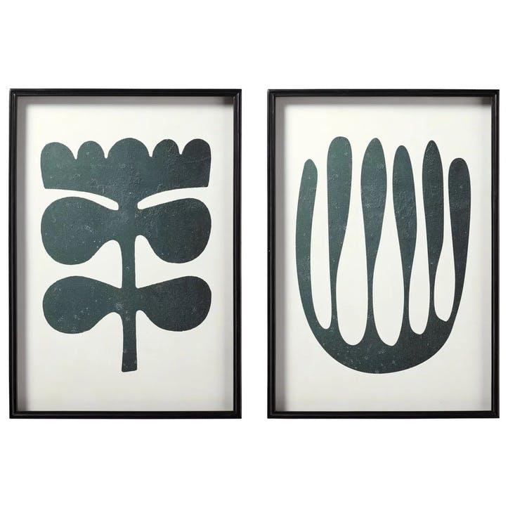 Eferi Framed Prints, Set of 2