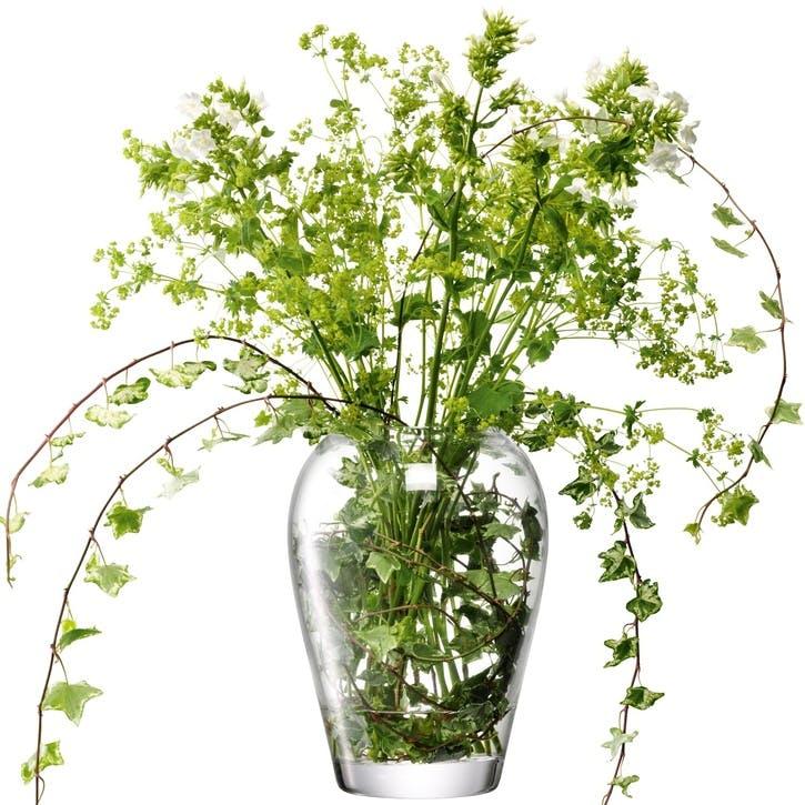 LSA Flower Garden Bouquet Vase 25cm