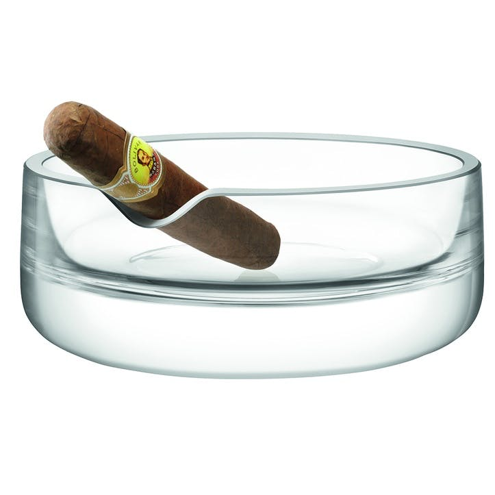Bar Culture, Cigar Ashtray, Clear