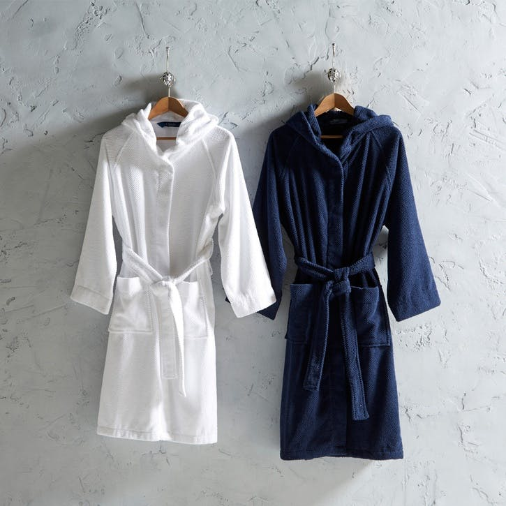 Brixton Robe, Medium, Midnight