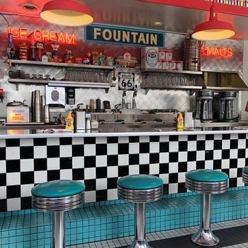 Honeymoon Route 66 Diner
