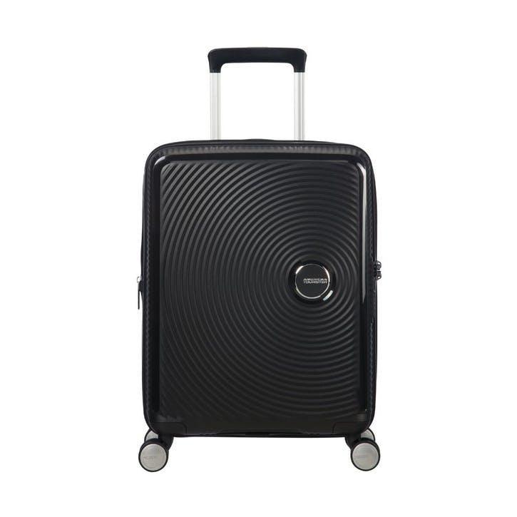 Soundbox Spinner Suitcase, 55cm, Bass Black