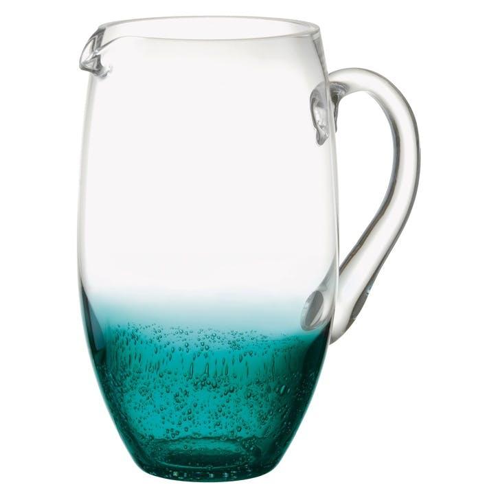 Fizz Jug, Blue