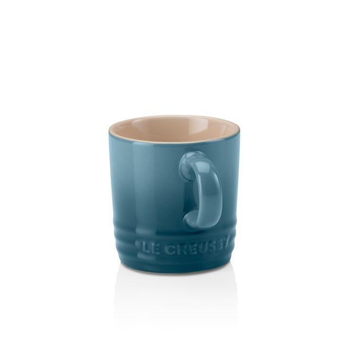 Stoneware Espresso Mug; Marine