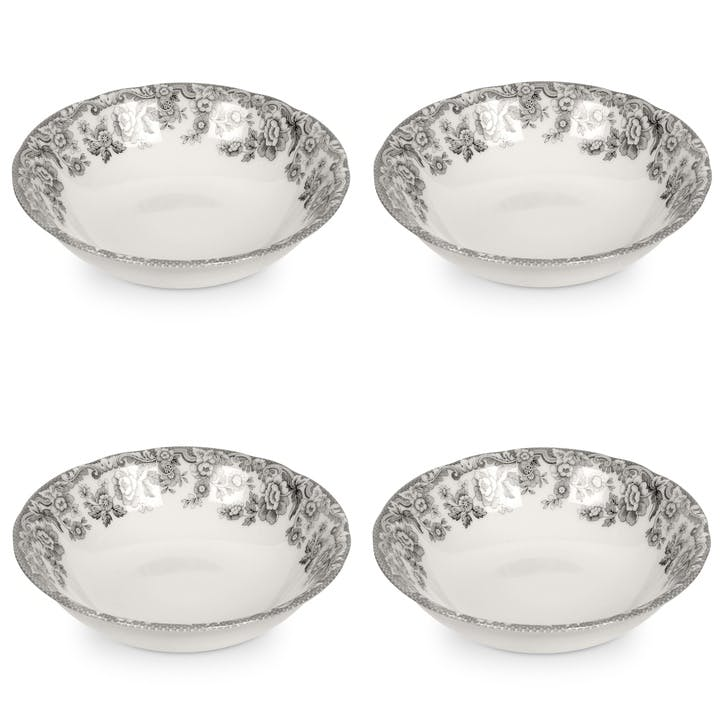 Delamere Rural Cereal Bowls, Set of 4