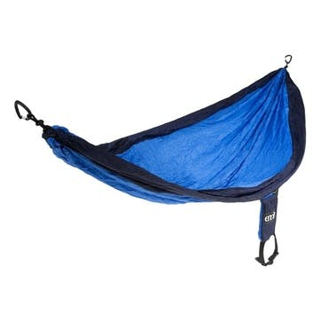 Single Nest Hammock, Blue